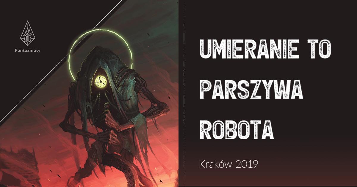 banner Umieranie to parszywa robota
